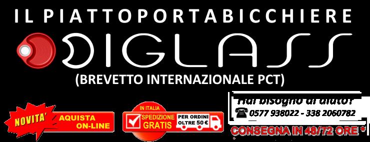 DiGlass Logo