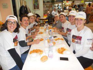 Piatto plastica catering, meeting street food