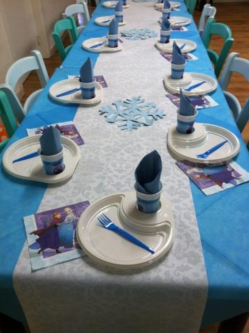 Piatti di plastica per feste di Compleanno, Antipasti e Buffet