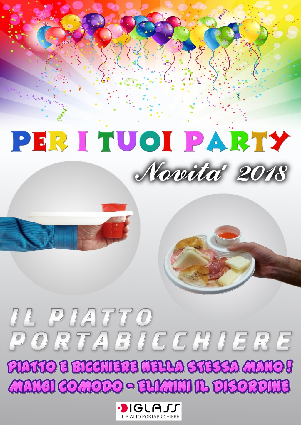 Feste, party, Feste di compleanno, buffet